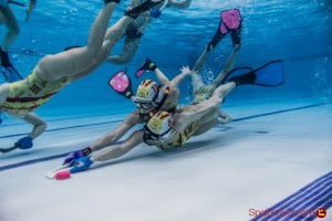 Hockey Subacuático Underwater Hockey FEDAS