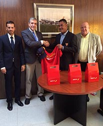 Convenio CNPS Iberia