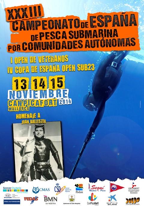 XXXIII Cto. Autonomías 2014