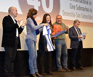 Homenaje a Joseba Kerejeta Cimasub 2016